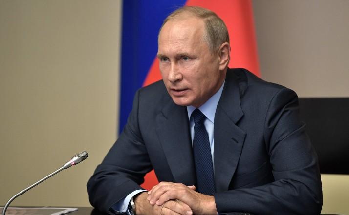 Putin: Russland wird zu den Top Fünf der am weitesten entwickelten Volkswirtschaften gehören