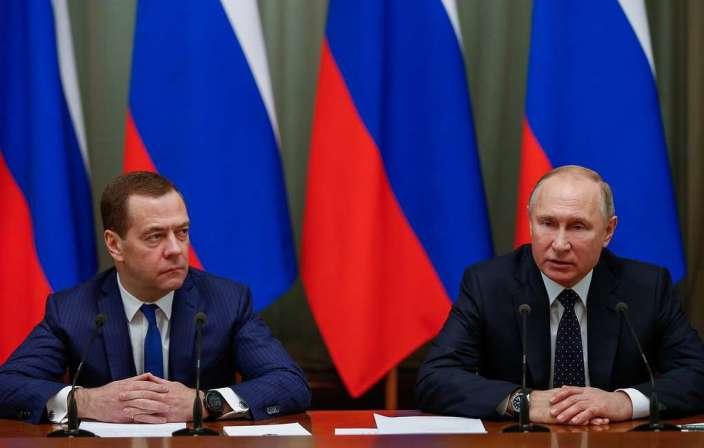 Putin ordnet Gesetzes zum Schutz und zur Förderung von Investitionen an