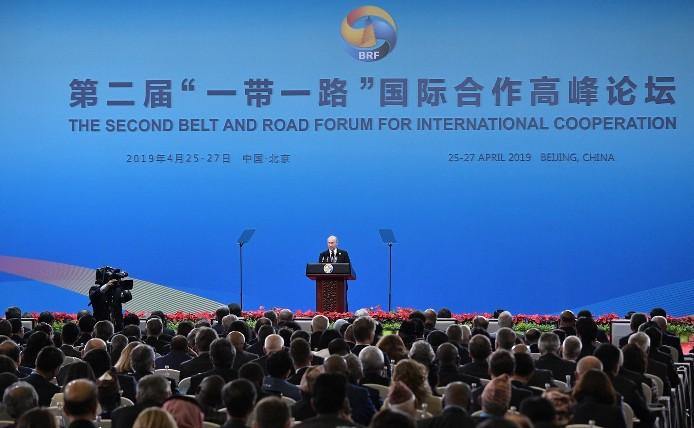 Putin: Sanktionen eine Manifestation des Protektionismus