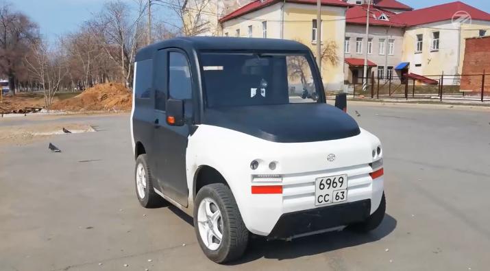 Russisches E-Auto