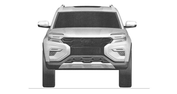 AvtoVAZ patentiert Design des neuen Lada