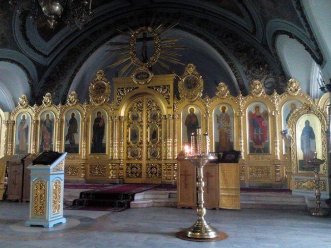 Investoren des Kirchenbaus in Jekaterinburg gaben Erklärung ab