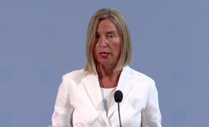 Mogherini: EU-Länder haben die russischen Gegensanktionen verkraftet