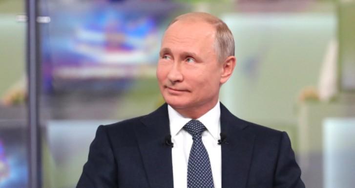 Putin: Handelsüberschüsse übersteigen Kapitalflucht
