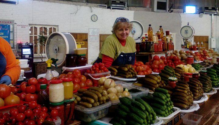 Kreml verbessert Ernährung der Russen