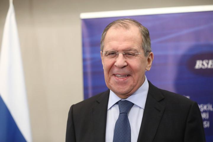 Lawrow: Russland erwartet von Dänemark, dass es Nord Stream 2 nicht verzögern wird