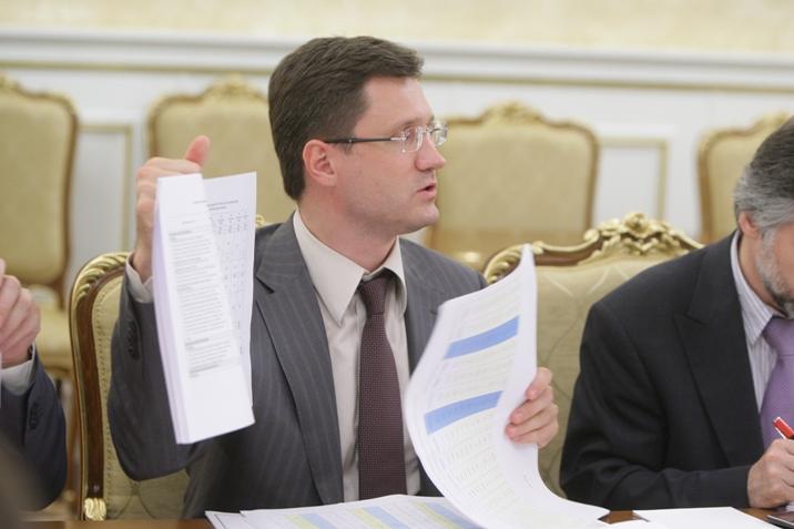 Novak nennt neue Klagen von Naftogaz gegen Gazprom absurd