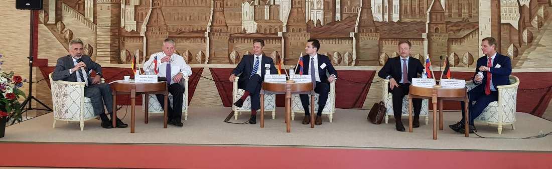 Deutsch-Russische Unternehmensgespräche 2019: Neue Möglichkeiten für deutsche KMU auf dem russischen Markt