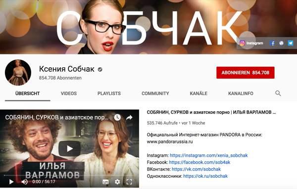 Die Reichen und die Schönen – russische Blogger verdienen Millionen