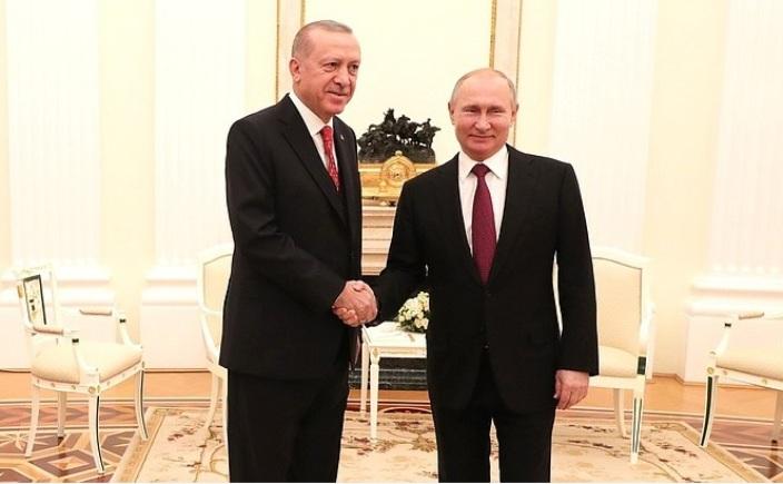 Erdogan: Kauf russischer Su-35- und Su-57-Jäger möglich