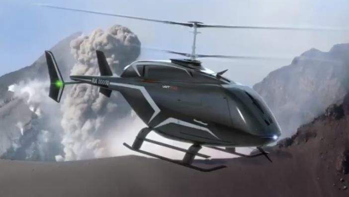 """""""Russische Hubschrauber"""" und Yandex werden einen Lufttaxidienst starten"""
