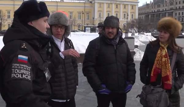 Reiseveranstalter verzeichnen Zustrom ausländischer Touristen nach Russland als Folge der WM 2018