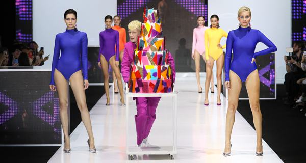 """Made in Russia"" – Fashion Week in Moskau"
