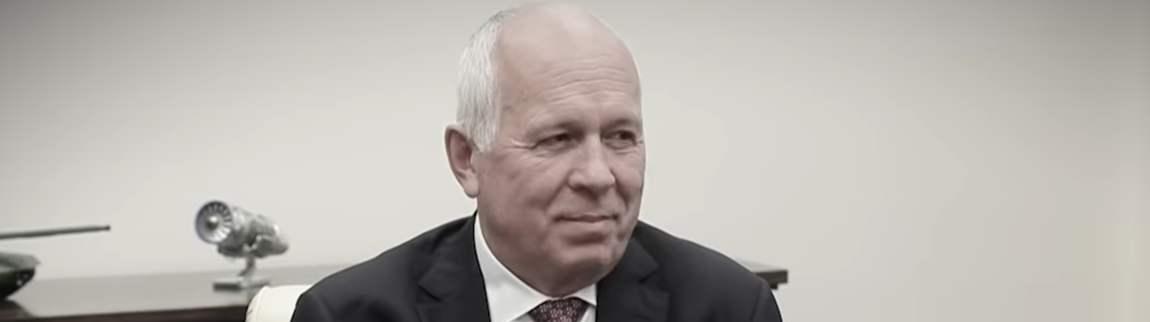 Wirtschaftsboss Tschemesow bekommt politisches Profil
