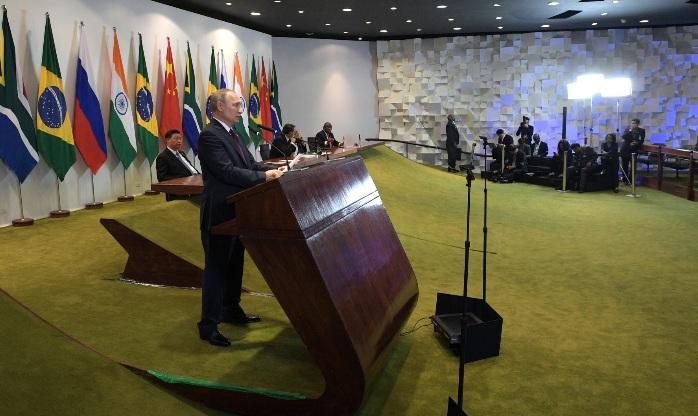 Russland und China haben frühzeitig Zahlungen an das BRICS-Bankkapital geleistet