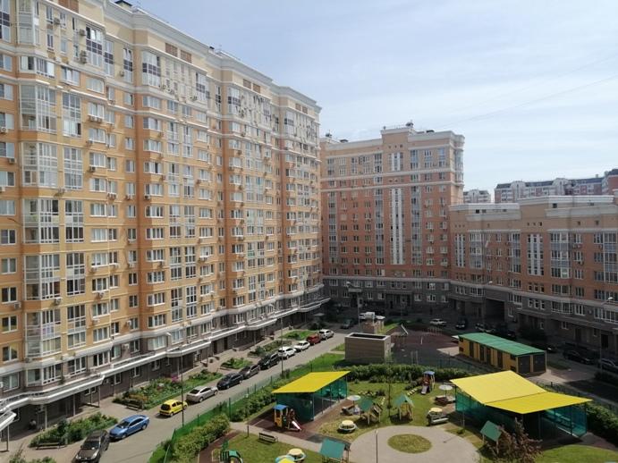 65 Prozent des Wohnungsneubaus in Russland werden in 10 städtischen Ballungsräumen gebaut