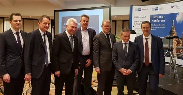 """""""Ein hochinteressanter Markt"""" – Stimmen von der jährlichen Russland-Konferenz der IHK Düsseldorf"""