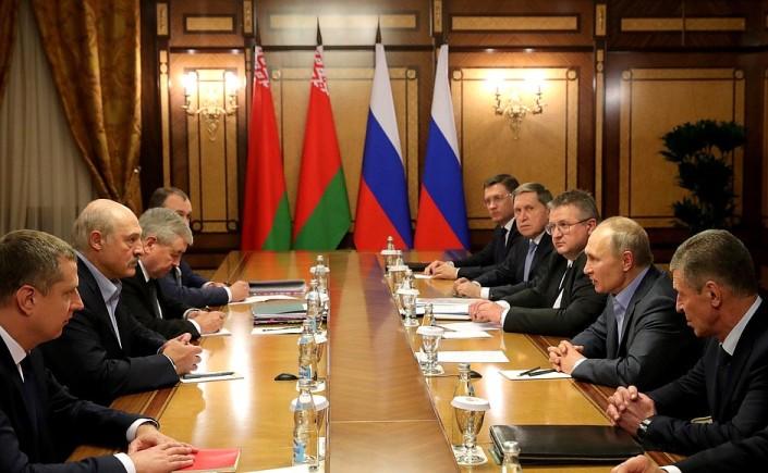 Russland und Weißrussland einigen sich – nicht?