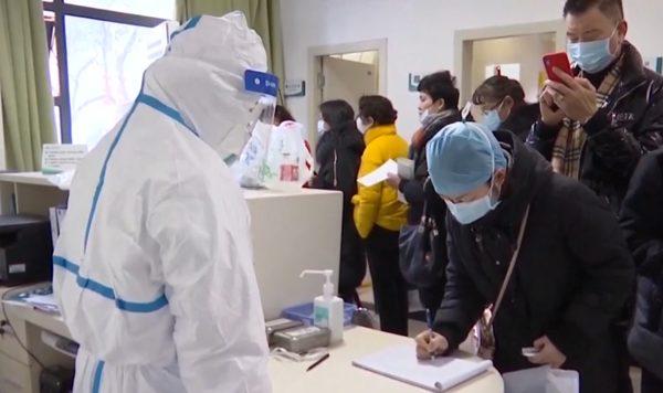 Bau des Coronavirus-Krankenhaus in Moskau wird in zwei Tagen beginnen