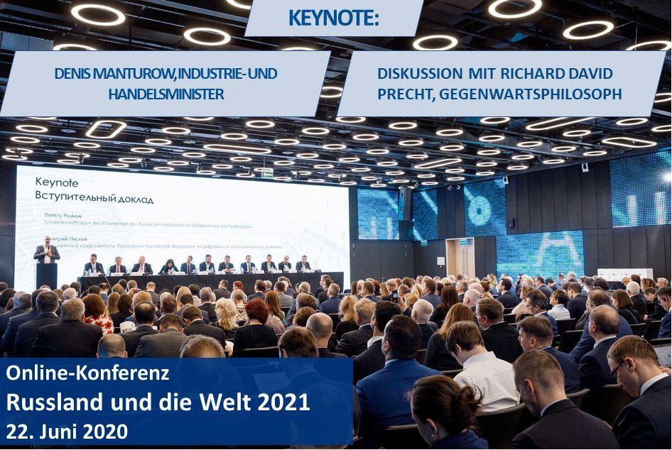 Fachkonferenz: Russland und die Welt 2021