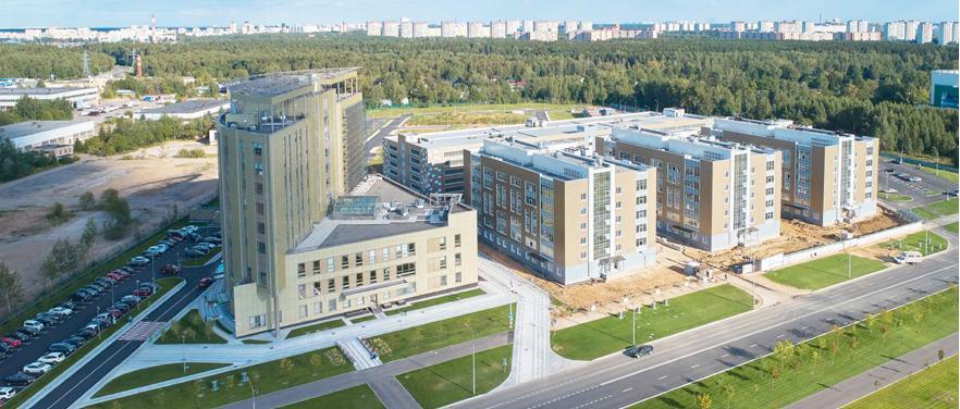 """Sonderwirtschaftszone Technopolis Moskau als """"Globale Freizone des Jahres"""" ausgezeichnet"""